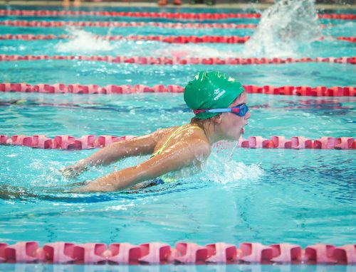 Middle and Senior School House Swimming