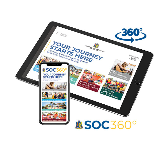 SOC360 - a virtual tour of the College