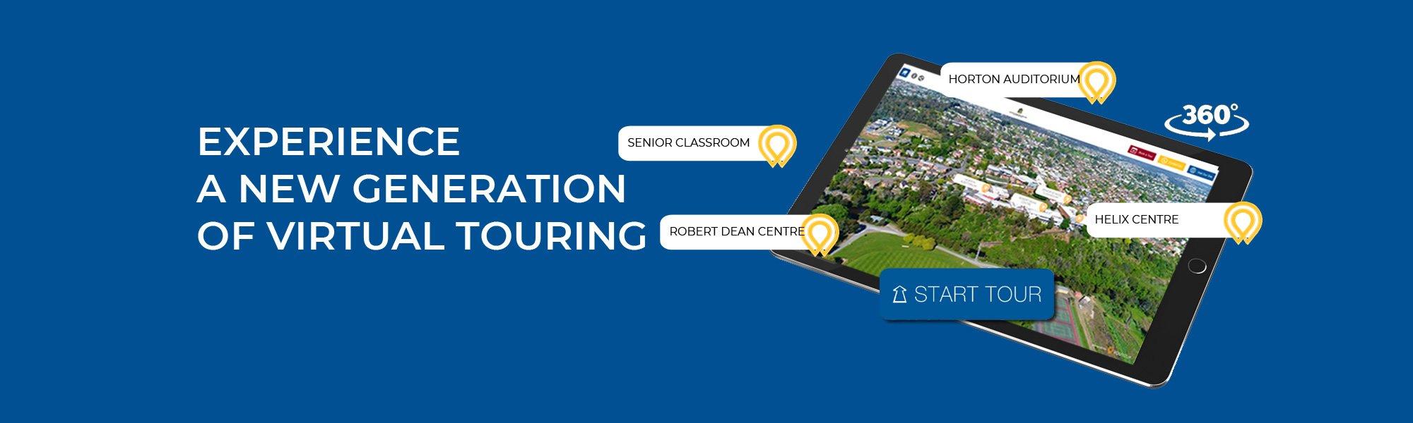 Take a virtual tour of the College now via SOC360
